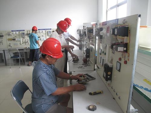 兰州焊工培训